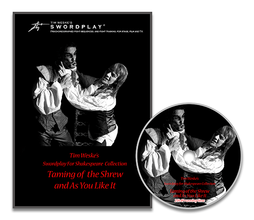 Taming of the Shrew and As You Like It DVD
